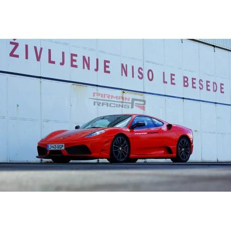 Dirkaška izkušnja s Ferrari-jem
