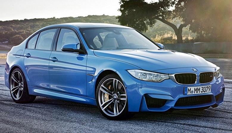 Vozite BMW M3