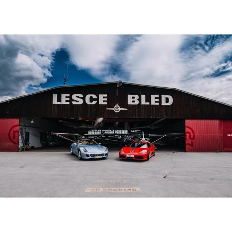 Izkušnja s Ferrari-jem